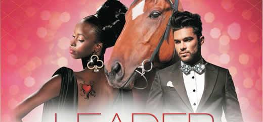 The 2016 VodaDurban July Horse Race theme. Durbanjuly.info