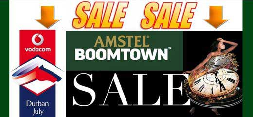 2018 BoomTown Flash Sale