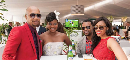 Durban July 2019 at Greyville race course in Durban  Enjoy Africa's