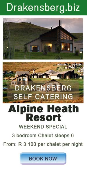 Holidays to the Drakensberg
